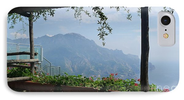 Villa Rufolo Ravello IPhone Case