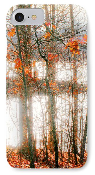 Village Creek Dunn Lake IPhone Case