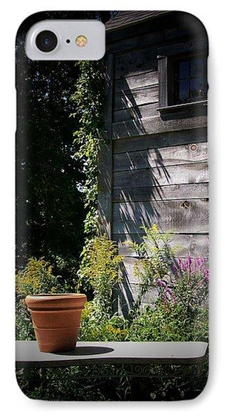 IPhone Case featuring the digital art Villagio by Barbara S Nickerson