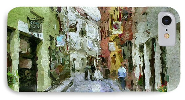 Vilnius Old Town 36 Phone Case by Yury Malkov