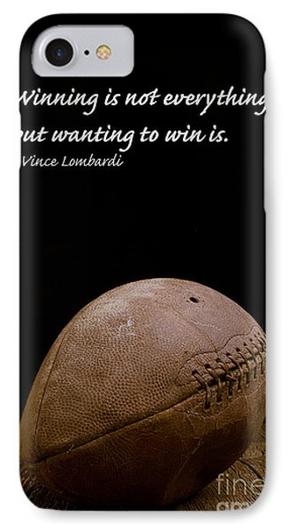 vince lombardi winning is the The vince lombardi trophy is the trophy awarded each year to the winning team of the national football league's championship game, the super bowlthe trophy is named in honor of nfl coach vince lombardi, who led the green bay packers to victories in the first two super bowl games.