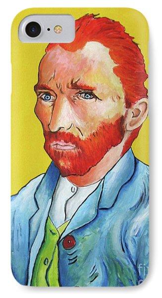 Vincent Van Gogh Phone Case by Venus