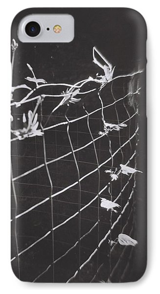 Vine On A Fence IPhone Case