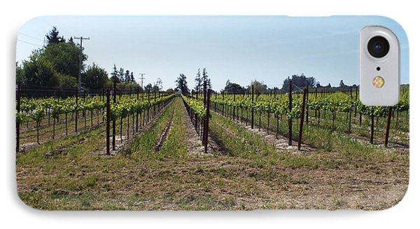 Vineyard IPhone Case