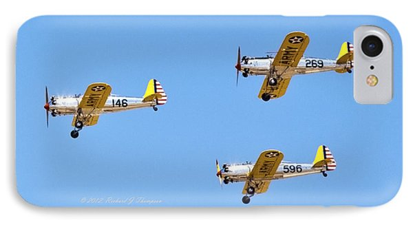 Vintage Aircraft 2 IPhone Case