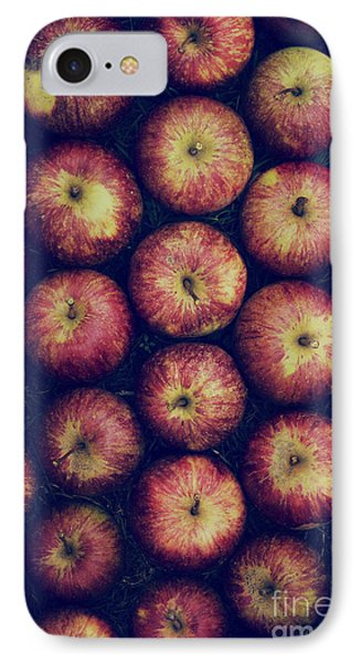 Vintage Apples IPhone Case by Tim Gainey