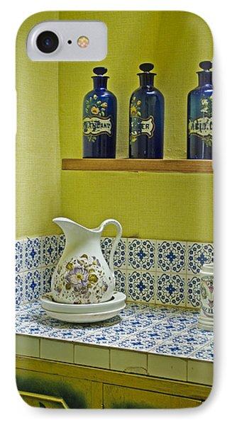 Vintage Bathroom IPhone Case