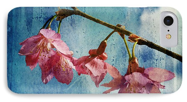 Vintage Blossoms Phone Case by Carla Parris