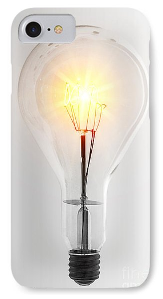 Vintage Bulb IPhone Case