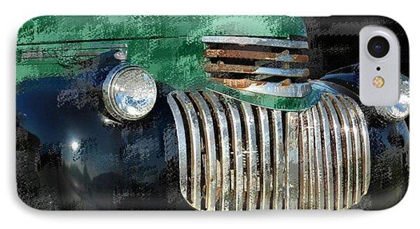 Vintage Chevrolet Pickup 1 Phone Case by Betty LaRue