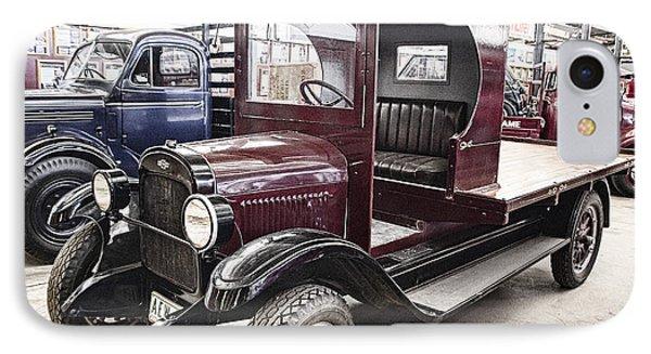 Vintage Chevrolet Pickup Truck Phone Case by Douglas Barnard