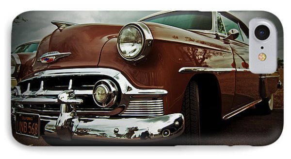 IPhone Case featuring the photograph Vintage Chrysler by Gianfranco Weiss
