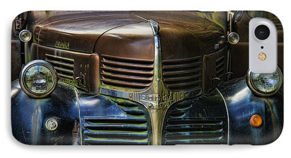 Vintage Dodge Phone Case by Mark Newman
