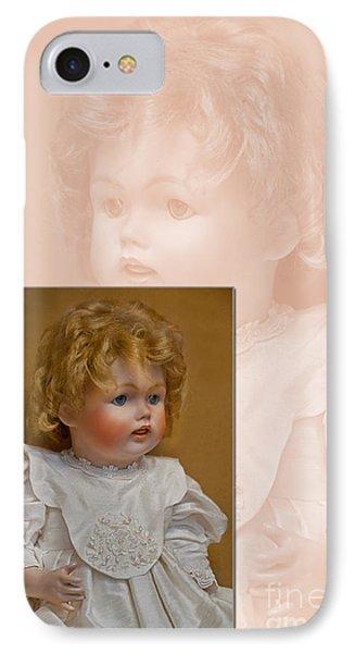 Vintage Doll Beauty Art Prints IPhone Case