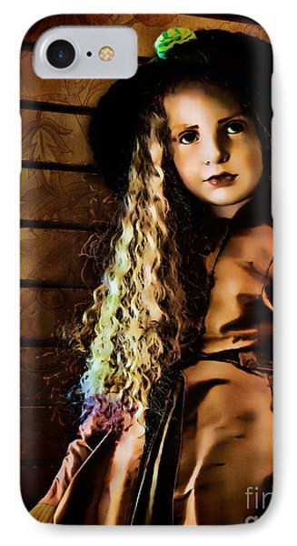 Vintage Doll IPhone Case