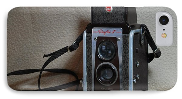 Vintage Duaflex Iv Camera IPhone Case
