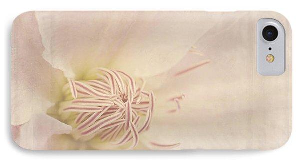 Vintage Flower Art - A Beautiful Place IPhone Case by Jordan Blackstone