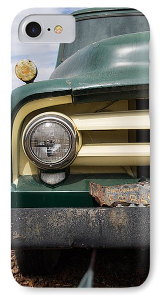 Vintage Ford IPhone Case