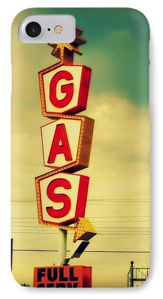Vintage Gas Sign IPhone Case