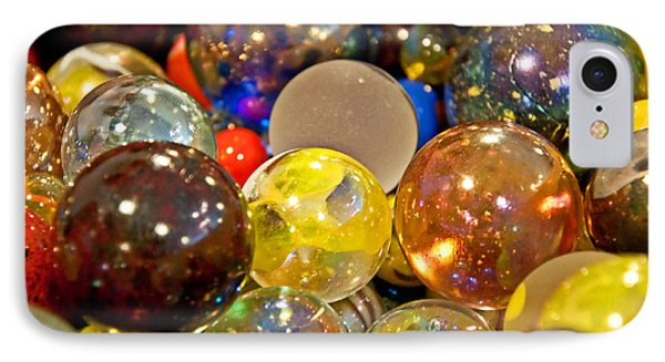 Vintage Glass Marbles IPhone Case