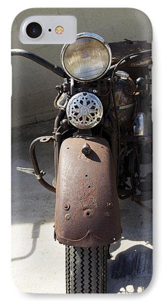 Vintage Harley IPhone Case