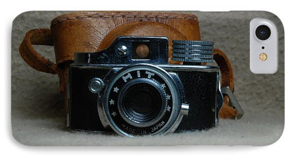 Vintage Hit Camera IPhone Case