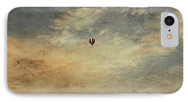 Vintage Hot Air Balloons IPhone Case by Dan Sproul