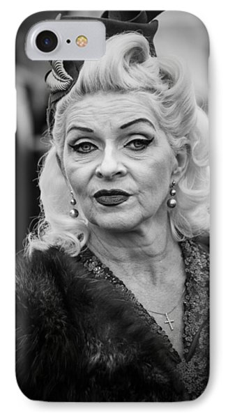 The Duchess IPhone Case by Neil Buchan-Grant