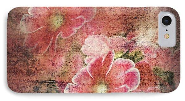 Vintage Love Letter IPhone Case by Georgiana Romanovna