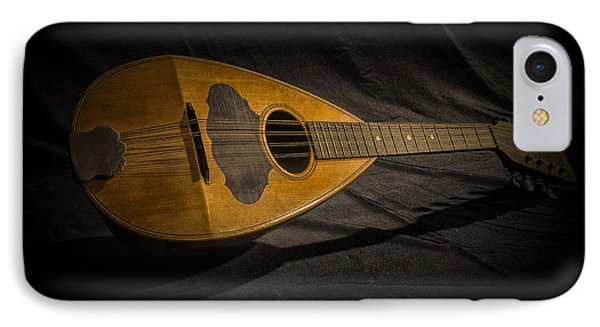 IPhone Case featuring the photograph Vintage Mandolin by JRP Photography