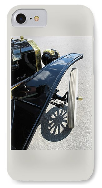 IPhone Case featuring the photograph Vintage Model T by Ann Horn