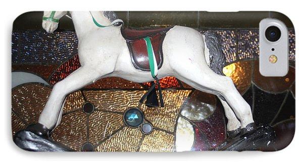 Vintage Rocking Horse IPhone Case