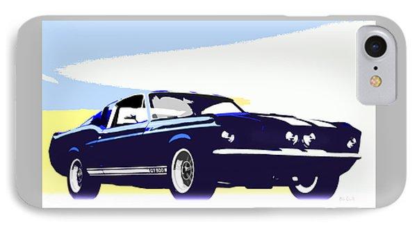 Vintage Shelby Gt500 Phone Case by Bob Orsillo