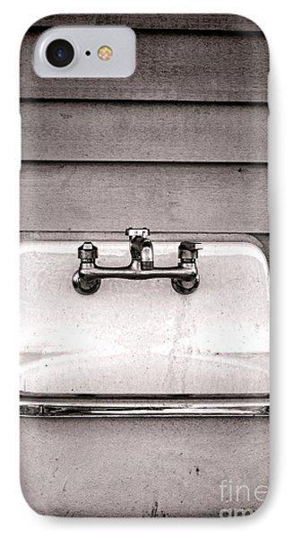 Vintage Sink Phone Case by Olivier Le Queinec