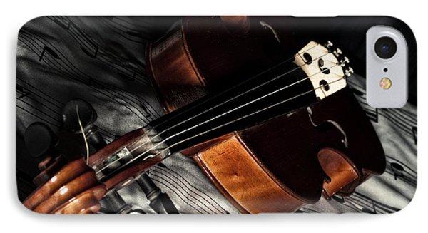 Vintage Violin IPhone Case