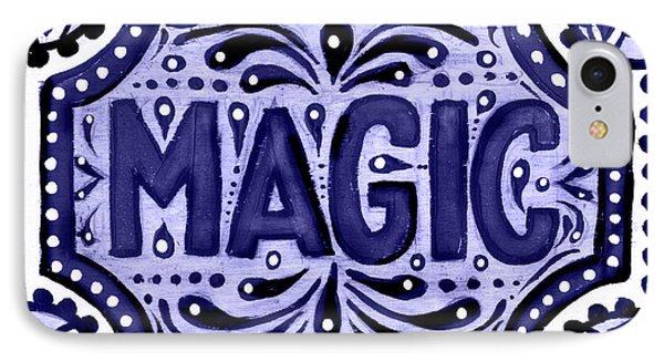 Violet Magic  IPhone Case
