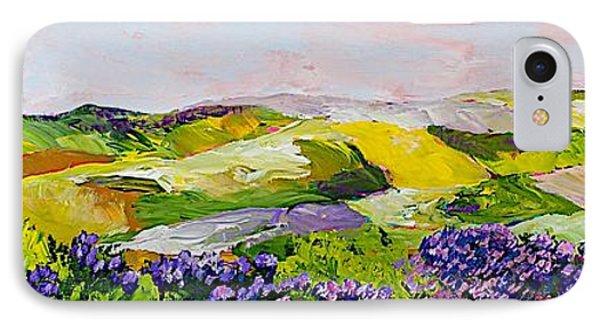 Violet Sunrise Phone Case by Allan P Friedlander