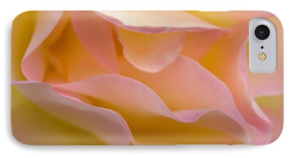 Virgin Folds IPhone Case by Shirley Sirois