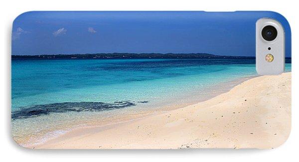 IPhone Case featuring the photograph Virgin Island Cebu by Joey Agbayani