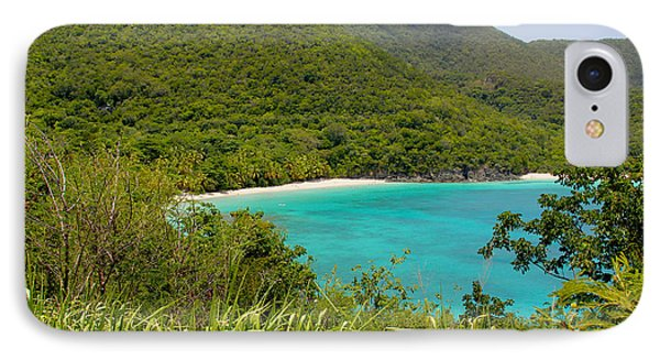 Virgin Islands IPhone Case by Carey Chen