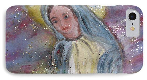 Virgin Mary IPhone Case