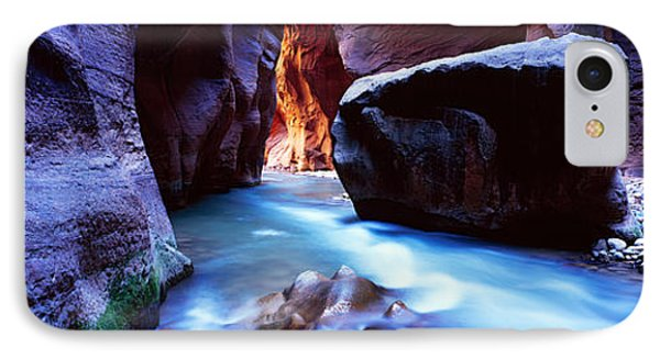 Virgin River At Zion National Park IPhone Case