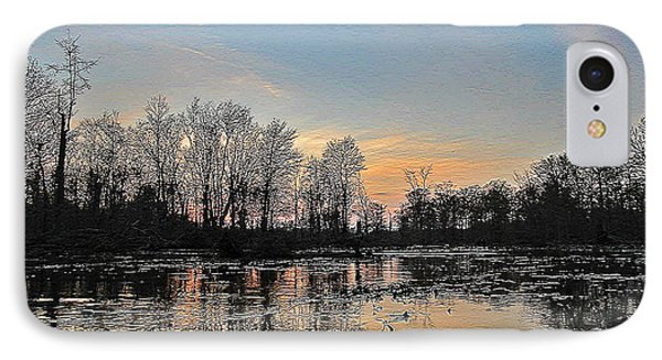 IPhone Case featuring the photograph Virginia Landscape Art #1b by Digital Art Cafe