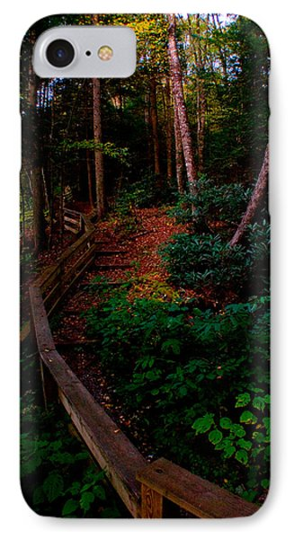 IPhone Case featuring the photograph Virginia Morning by Jon Emery