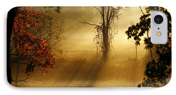 Virginia Sunrise IPhone Case by Carol Lynn Coronios
