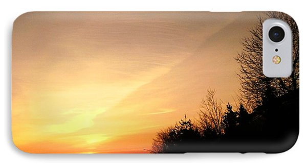 Virginia Sunset IPhone Case by Carlee Ojeda