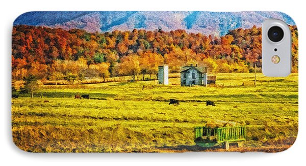 IPhone Case featuring the photograph Virginia Valley by Mary Timman