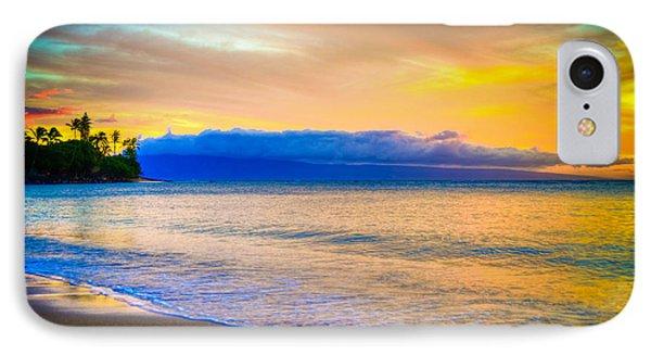 Vibrant Maui IPhone Case