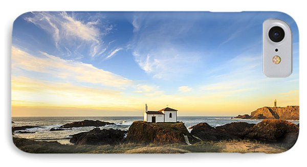 IPhone Case featuring the photograph Virxe Do Porto Meiras Galicia Spain by Pablo Avanzini