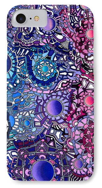 Viscosity Variation 19 IPhone Case by Devin  Cogger